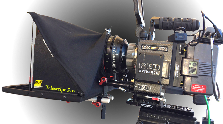 ipad teleprompter rentals los angles studio