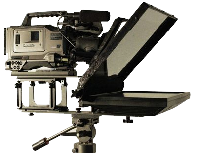 Teleprompter camera rigs Hollywood