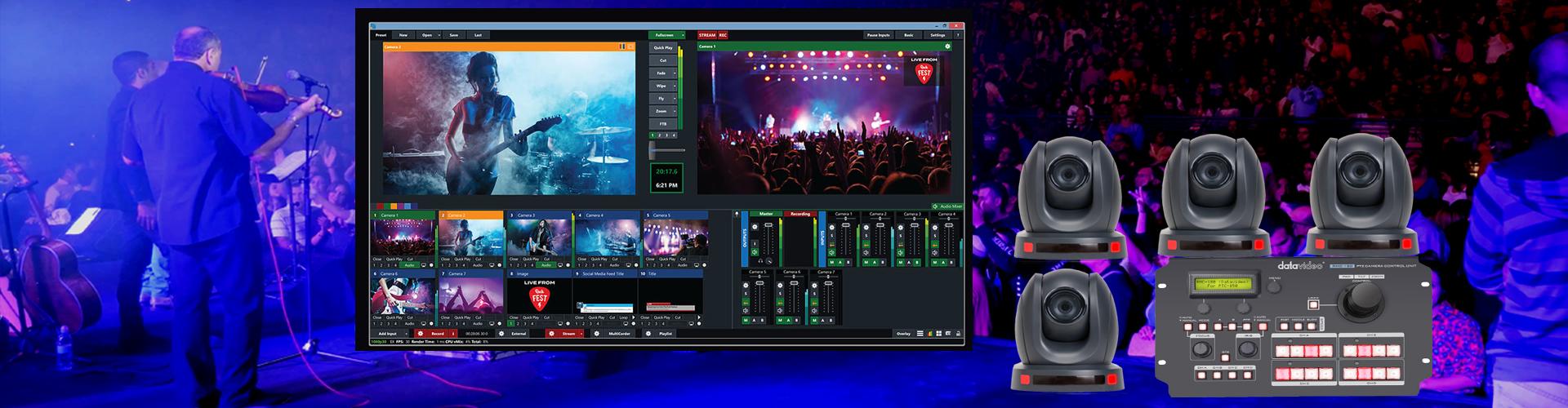 live stream music event los angeles las vegas