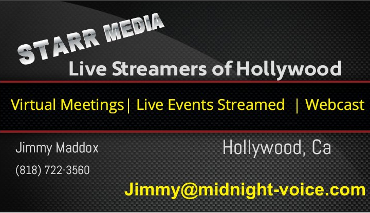 Live Stream services companies of Los Angeles